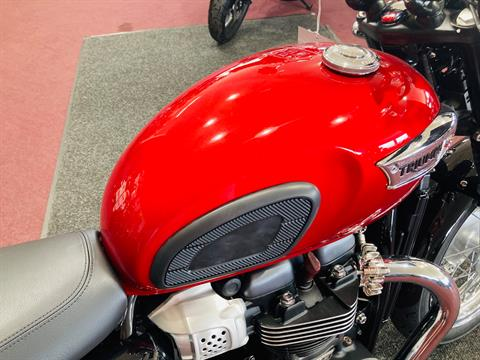 2020 Triumph Bonneville T100 in Belle Plaine, Minnesota - Photo 5