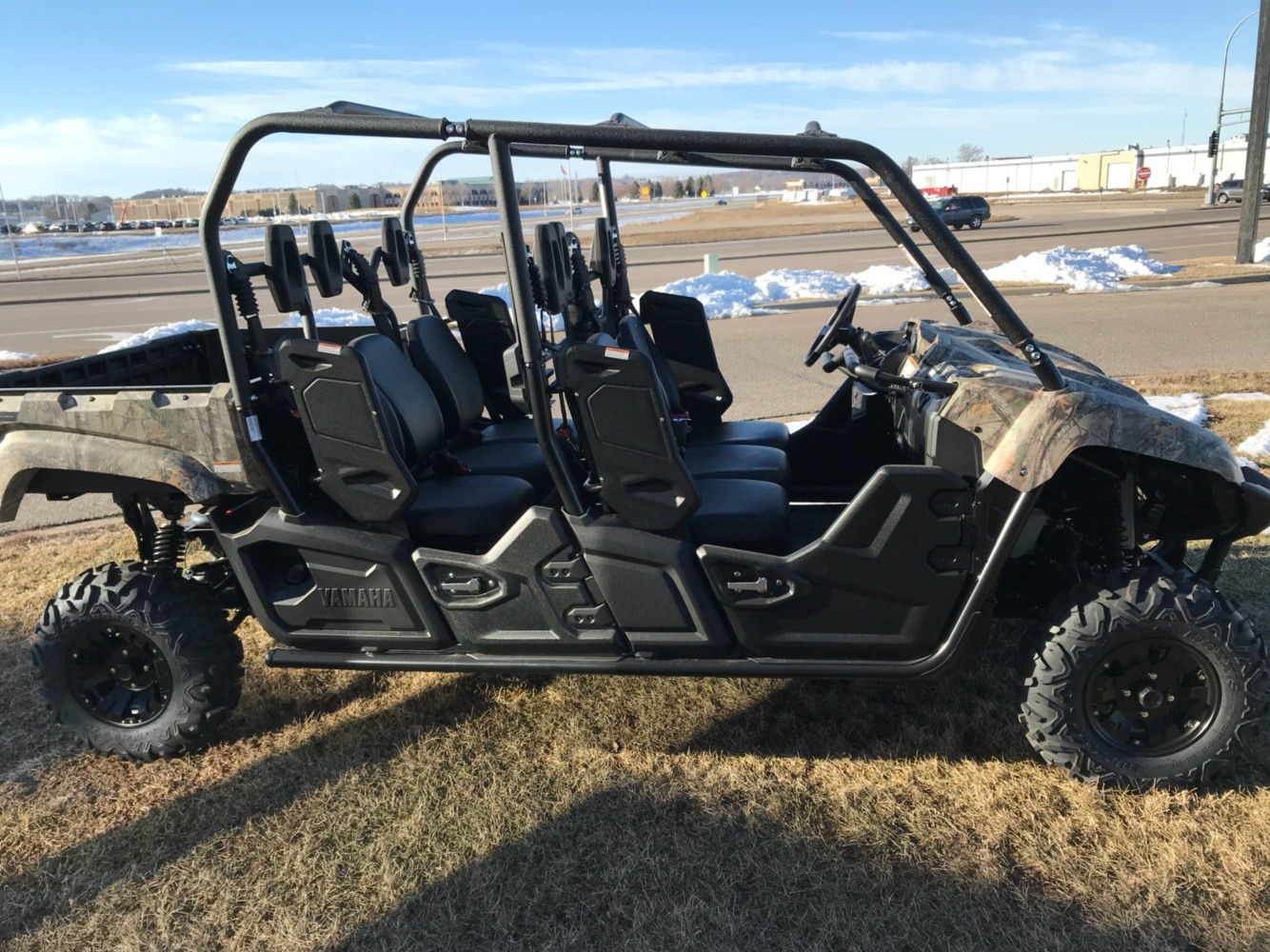 2018 Yamaha Viking VI EPS in Belle Plaine, Minnesota