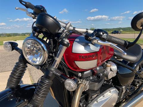 2019 Triumph Bonneville Bobber in Belle Plaine, Minnesota - Photo 5