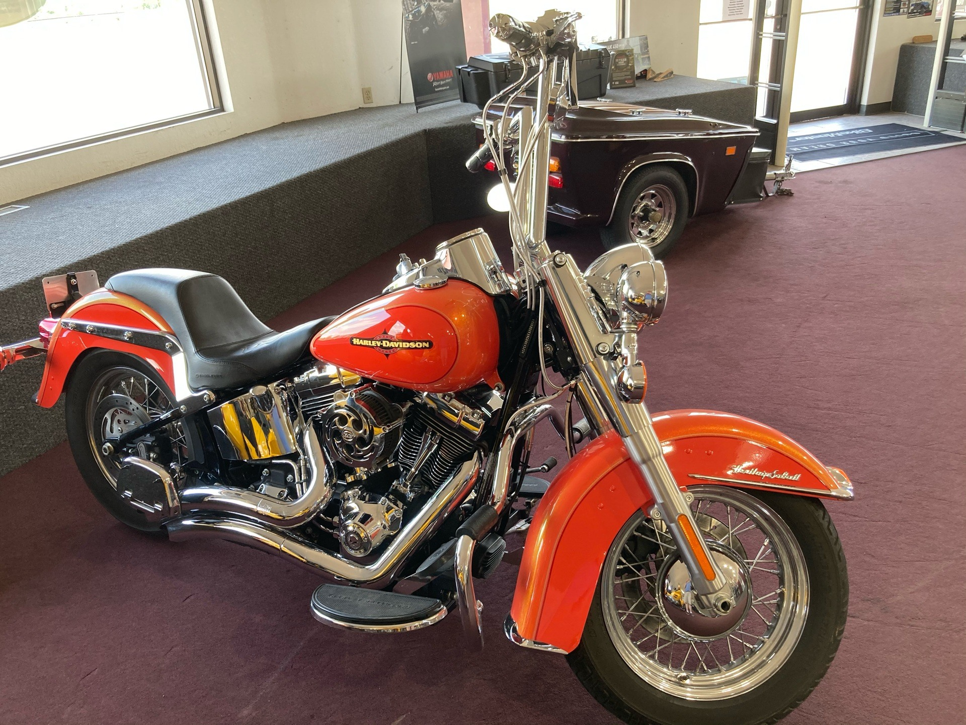 2012 Harley-Davidson Heritage Softail® Classic in Belle Plaine, Minnesota - Photo 1