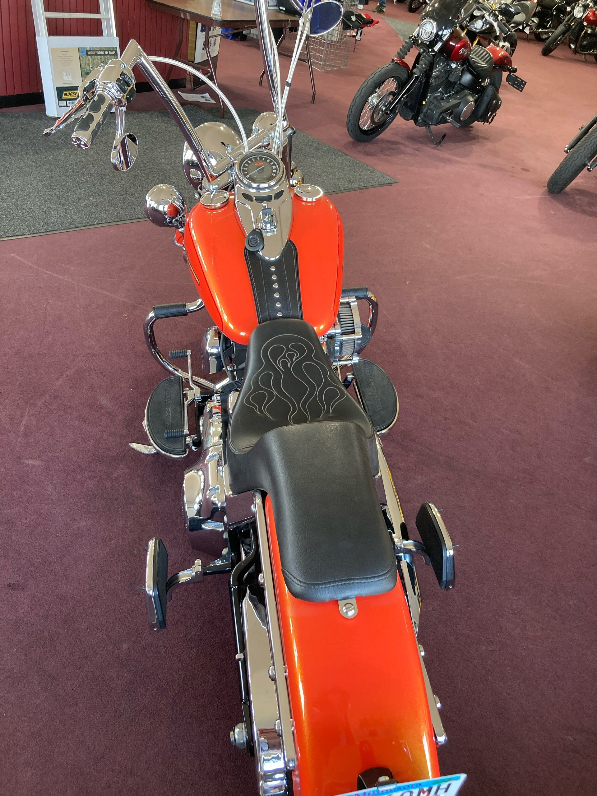 2012 Harley-Davidson Heritage Softail® Classic in Belle Plaine, Minnesota - Photo 7