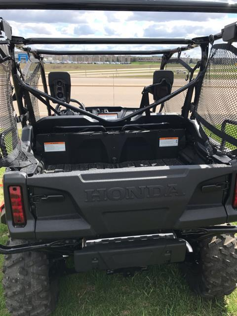 2019 Honda Pioneer 1000-5 Deluxe in Belle Plaine, Minnesota - Photo 4