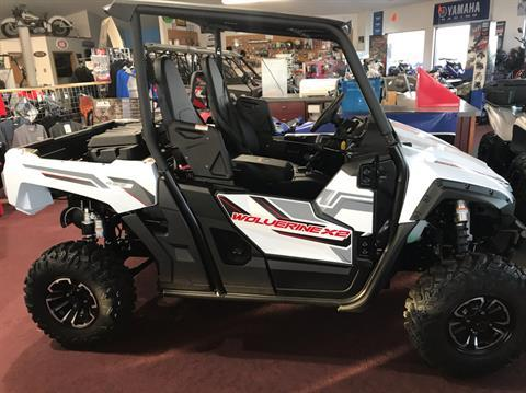 2020 Yamaha Wolverine X2 R-Spec in Belle Plaine, Minnesota - Photo 1