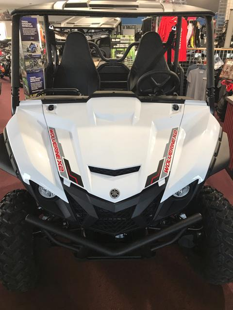 2020 Yamaha Wolverine X2 R-Spec in Belle Plaine, Minnesota - Photo 2
