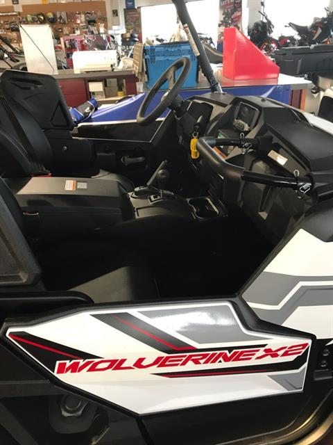 2020 Yamaha Wolverine X2 R-Spec in Belle Plaine, Minnesota - Photo 5