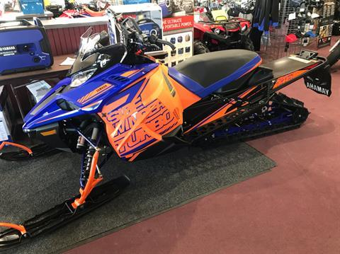 2020 Yamaha Sidewinder X-TX SE 146 in Belle Plaine, Minnesota - Photo 1