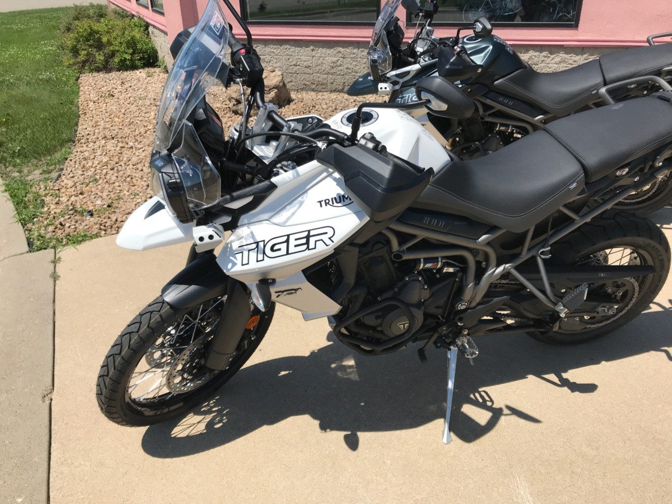 2018 Triumph Tiger 800 XCa in Belle Plaine, Minnesota
