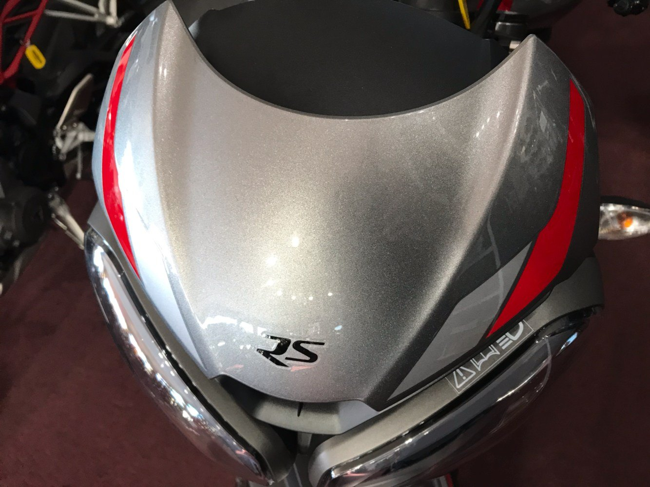 2020 Triumph Street Triple RS in Belle Plaine, Minnesota - Photo 10