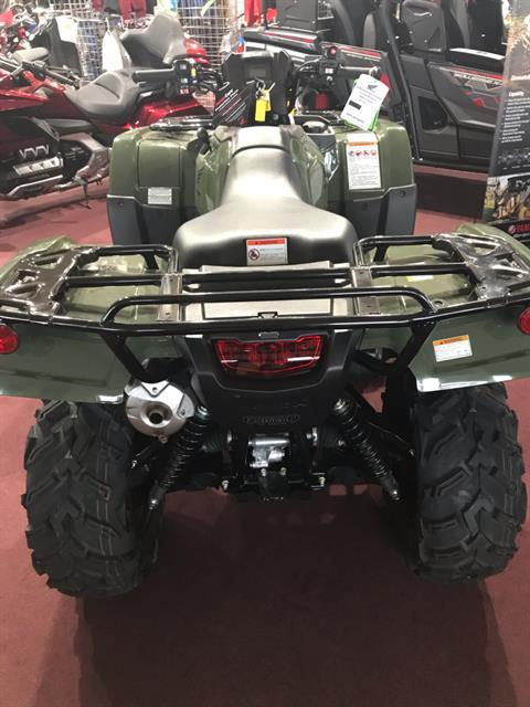 2019 Honda FourTrax Foreman Rubicon 4x4 Automatic DCT EPS in Belle Plaine, Minnesota - Photo 5