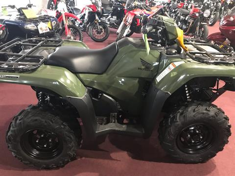 2019 Honda FourTrax Foreman Rubicon 4x4 Automatic DCT EPS in Belle Plaine, Minnesota - Photo 2