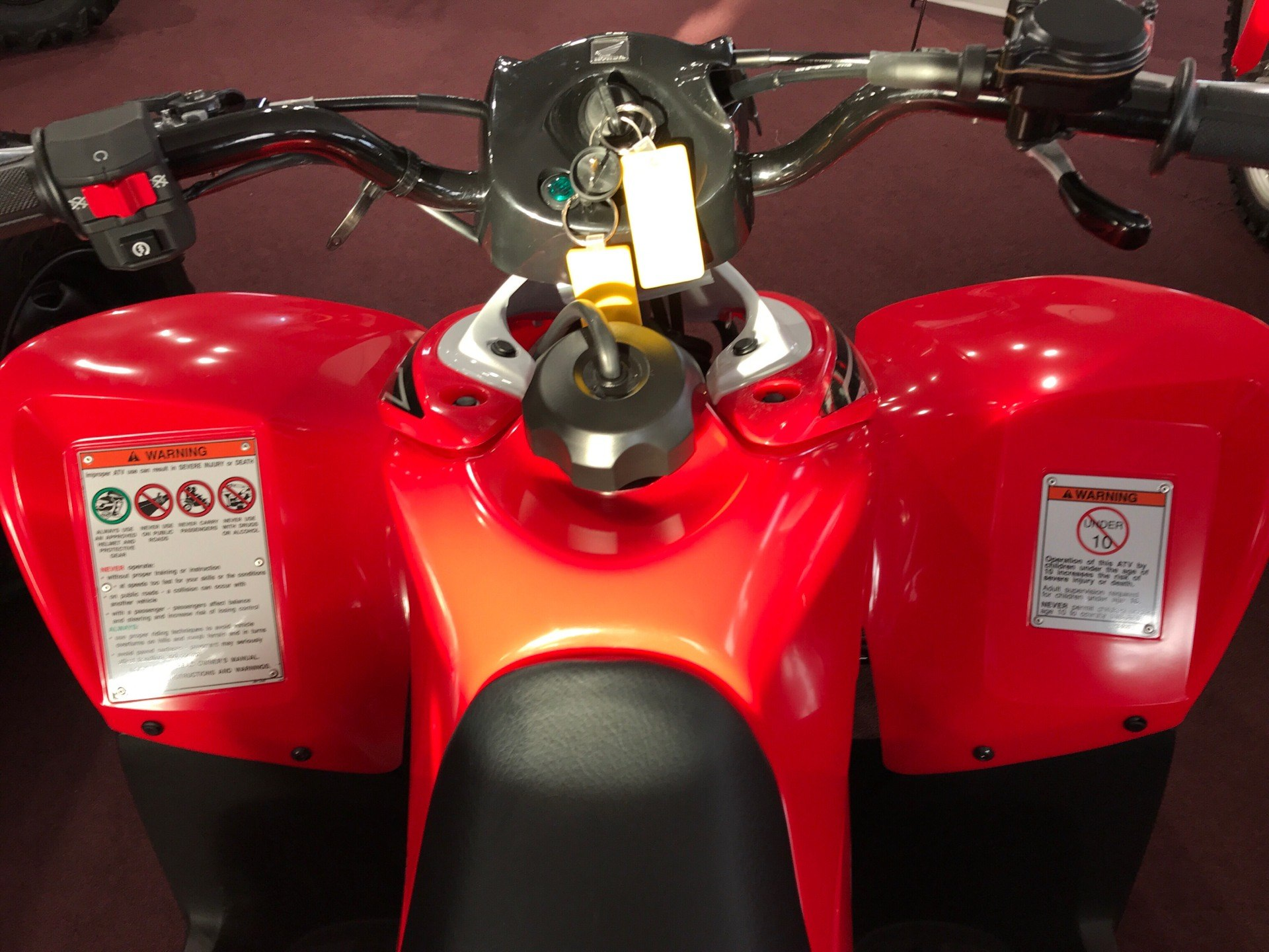 2018 Honda TRX90X in Belle Plaine, Minnesota