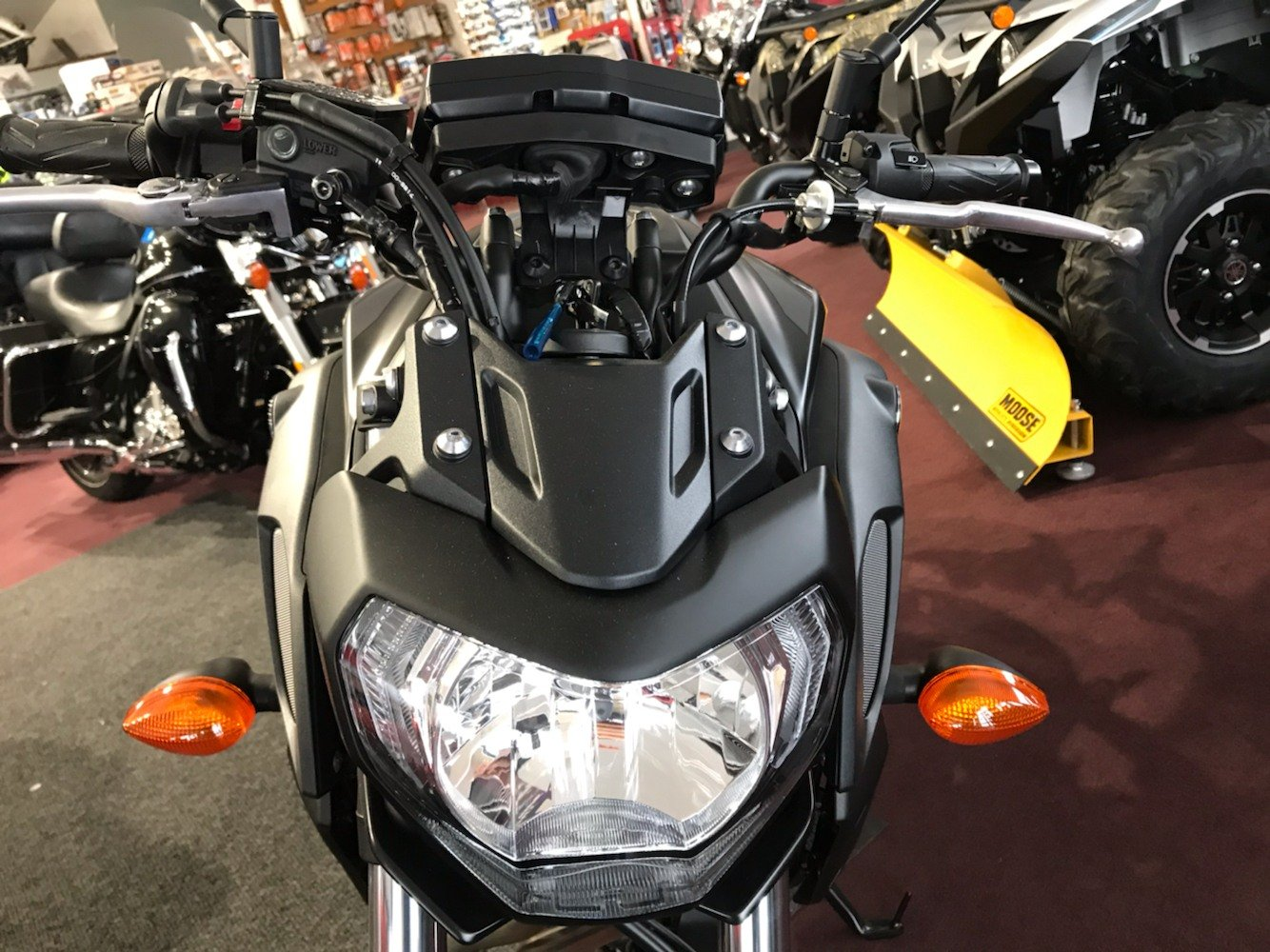 2019 Yamaha MT-07 in Belle Plaine, Minnesota - Photo 7