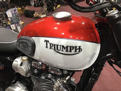 2020 Triumph Bud Ekins T120 in Belle Plaine, Minnesota - Photo 9