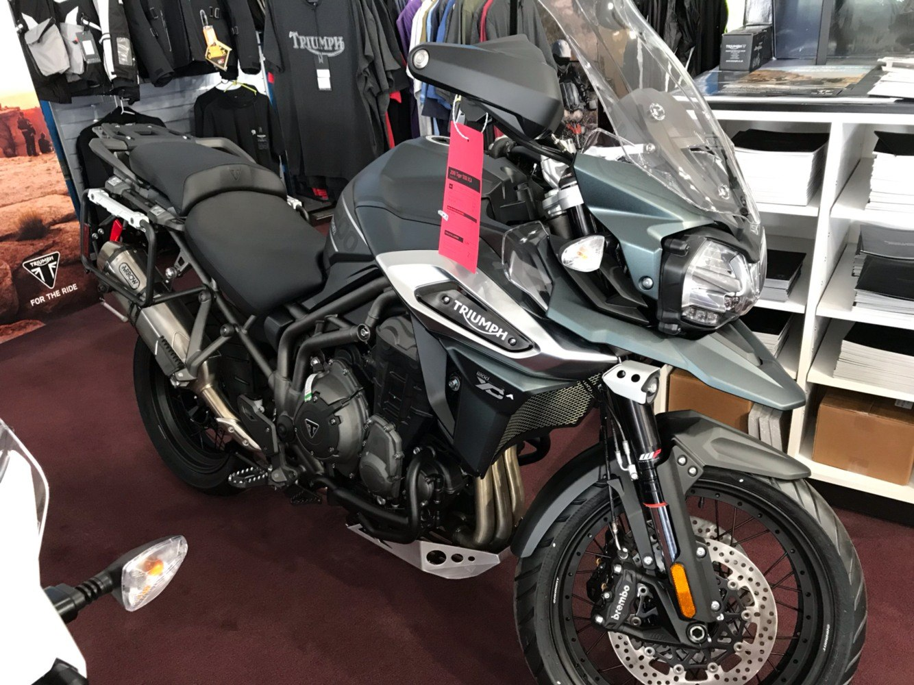 2019 Triumph Tiger 1200 XCa in Belle Plaine, Minnesota - Photo 1