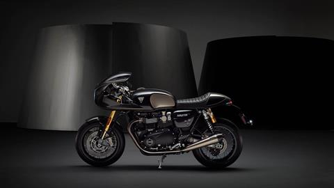 2020 Triumph Thruxton R TFC in Belle Plaine, Minnesota