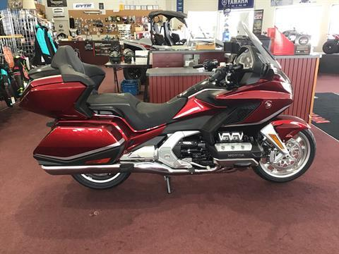 2021 Honda Gold Wing Tour Automatic DCT in Belle Plaine, Minnesota - Photo 1