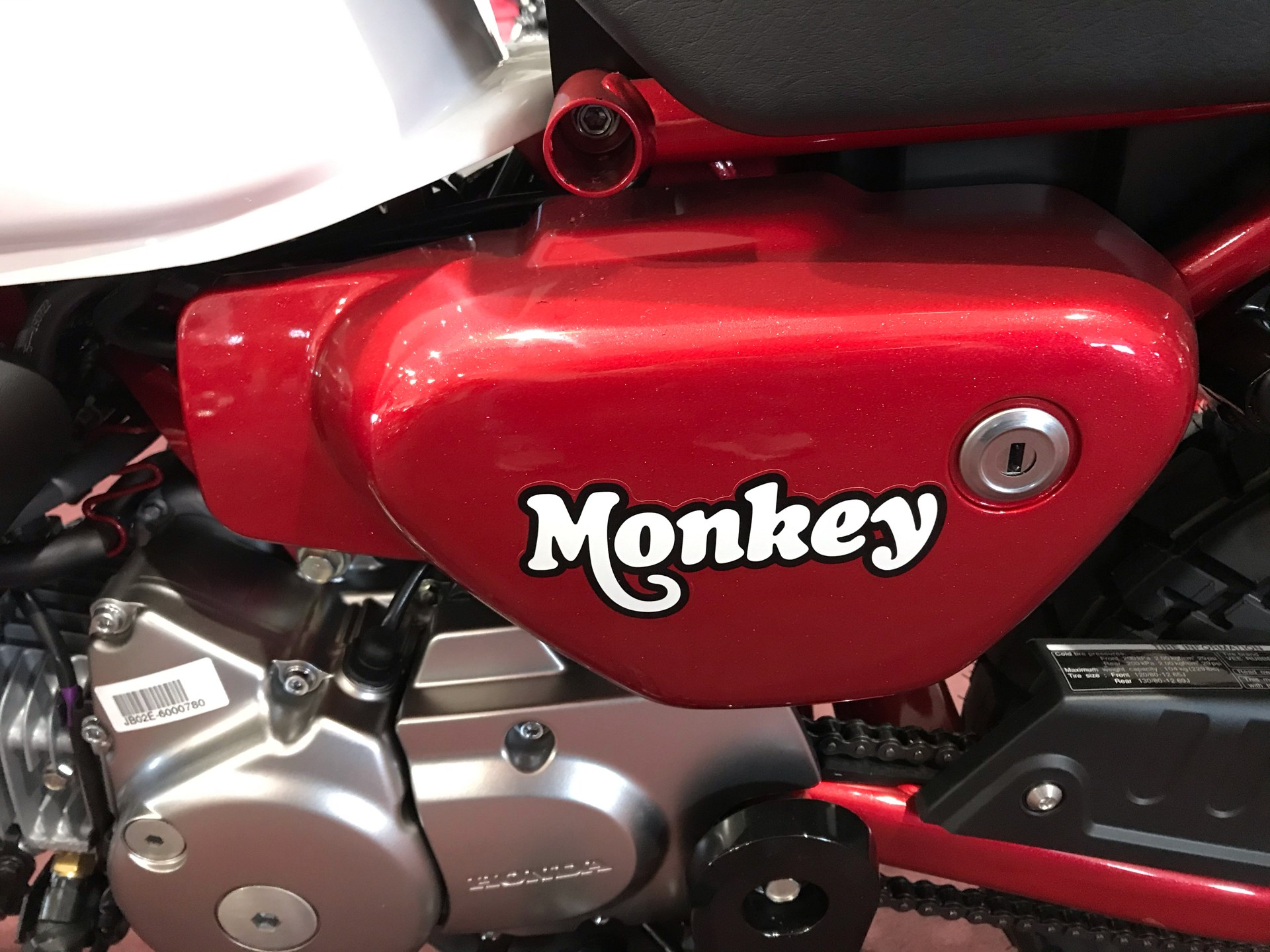 2020 Honda Monkey ABS in Belle Plaine, Minnesota - Photo 5