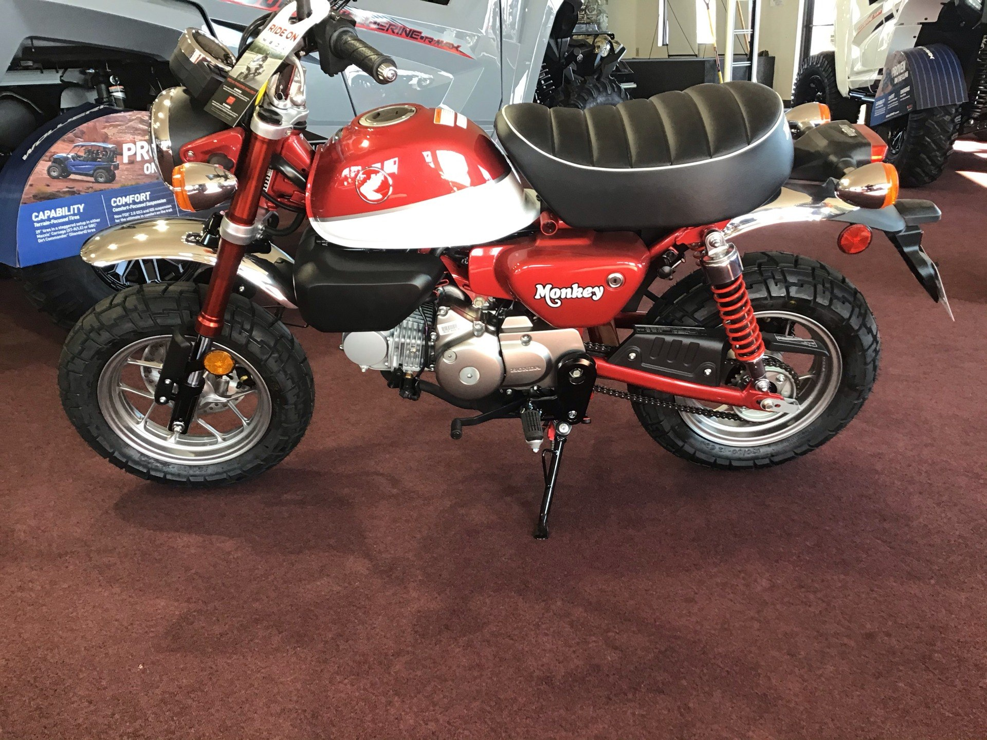 2020 Honda Monkey ABS in Belle Plaine, Minnesota - Photo 2