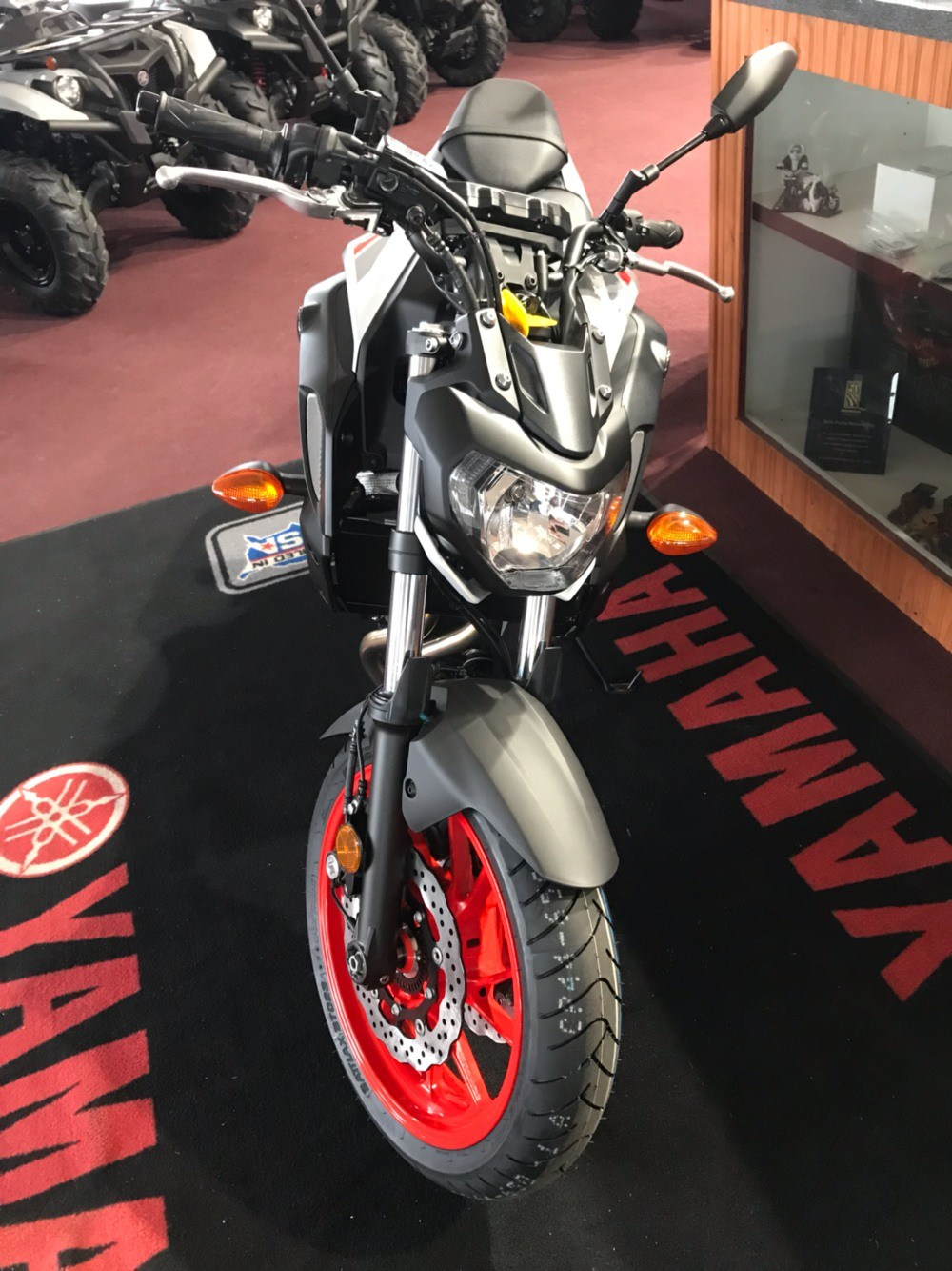 2019 Yamaha MT-07 in Belle Plaine, Minnesota - Photo 2