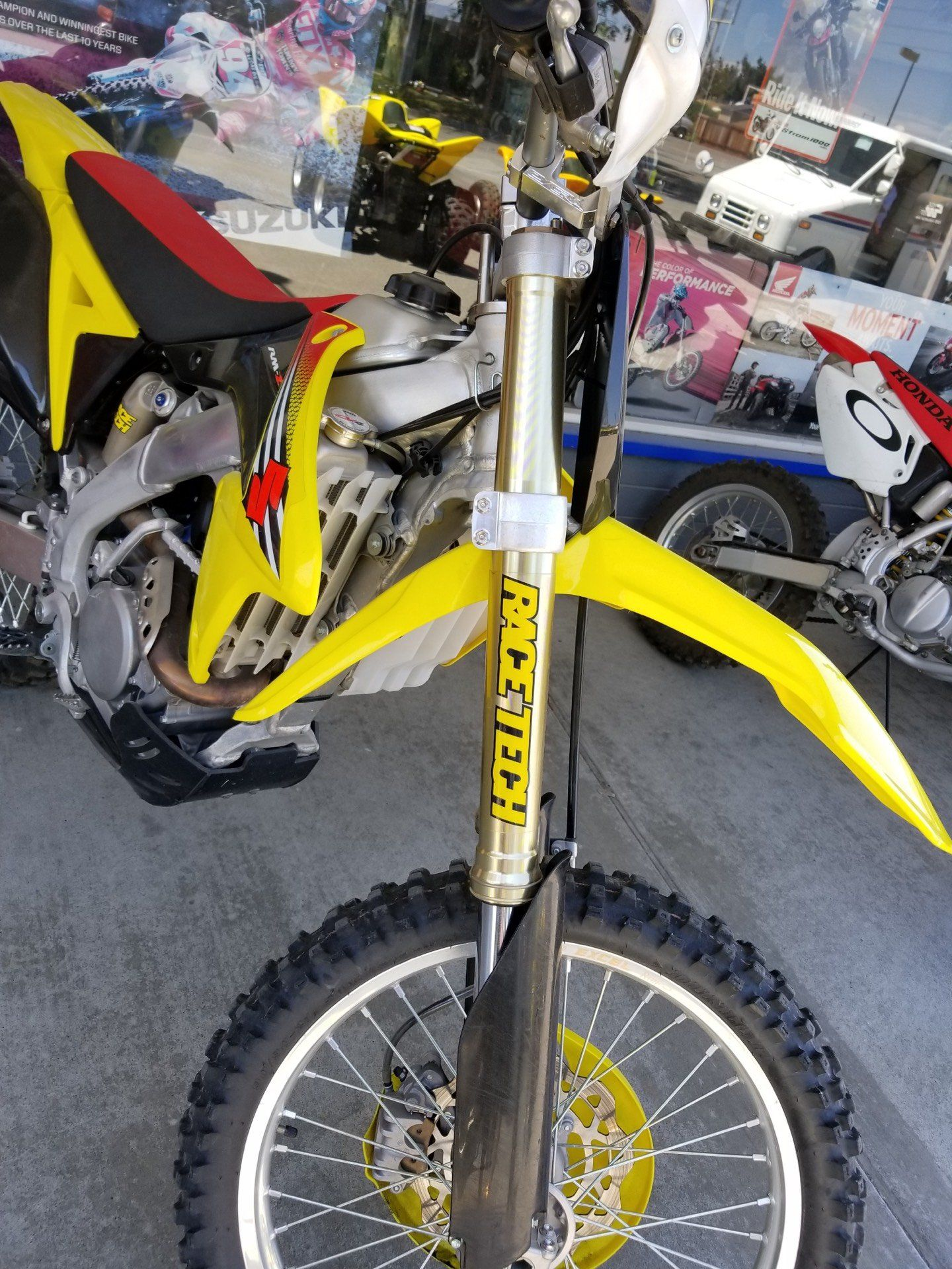 2012 Suzuki RM-Z250 in Petaluma, California - Photo 2
