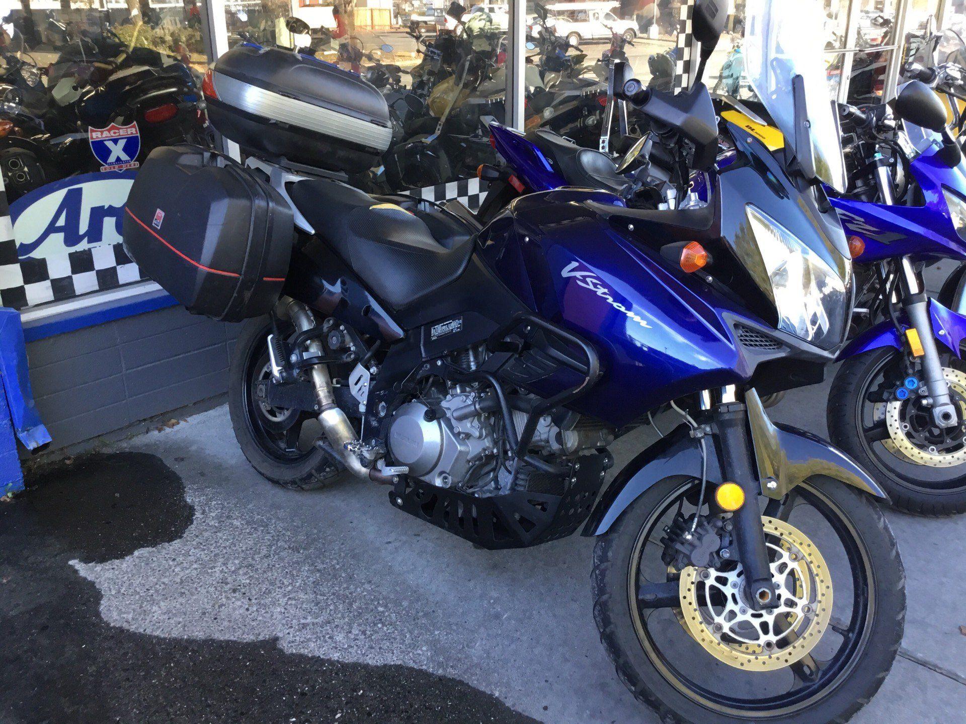 2005 Suzuki V-Strom 1000 1