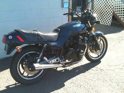 1983 Suzuki GS1100E in Petaluma, California