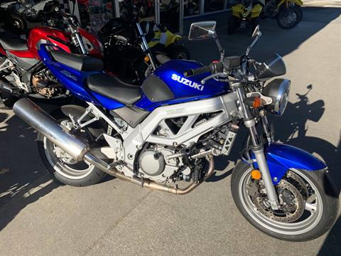 2003 Suzuki SV650S in Petaluma, California - Photo 1