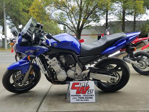 2003 Yamaha FZ1 in Petaluma, California