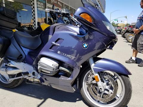 2002 BMW R 1150 RT in Petaluma, California