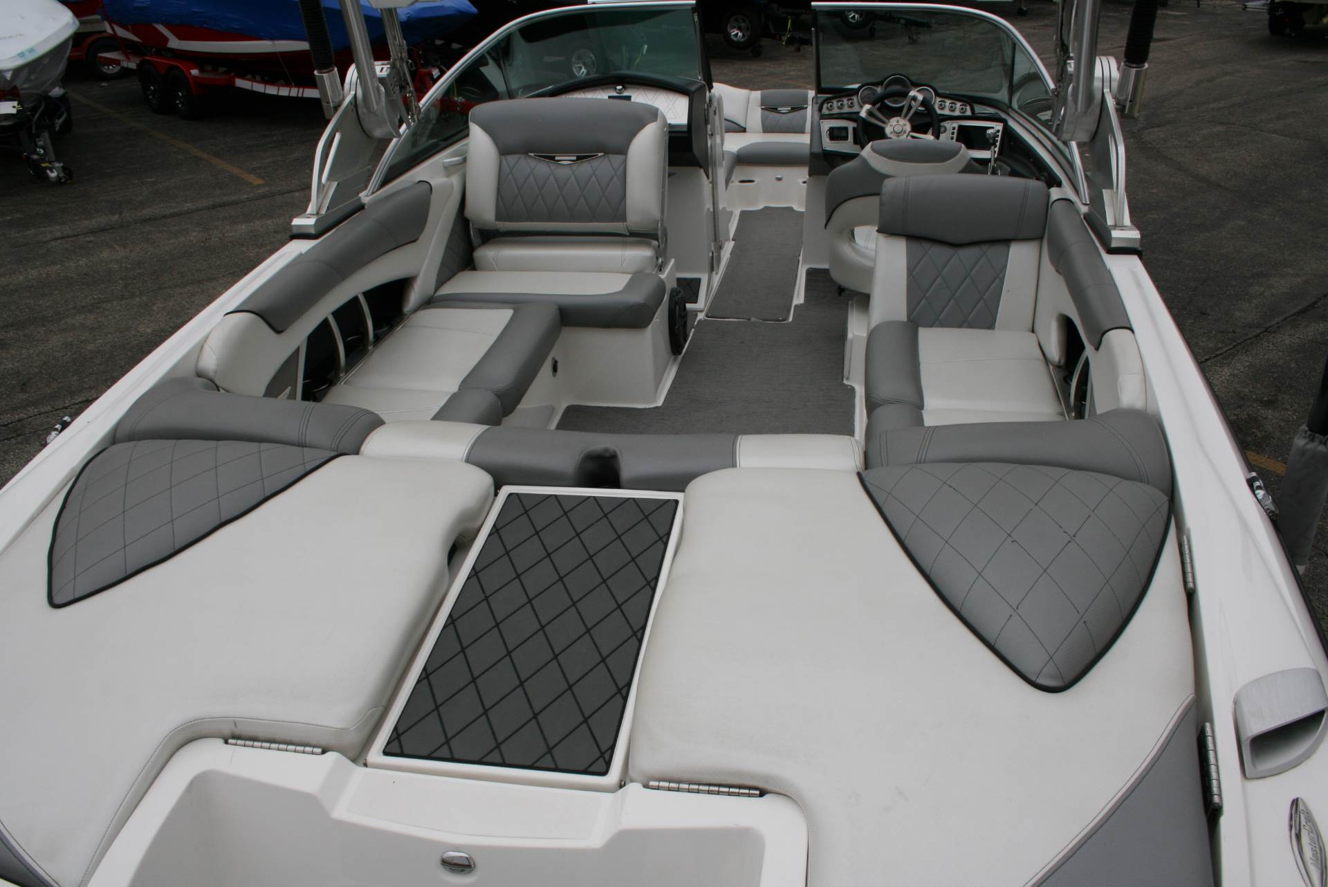 2014 Mastercraft X-55 in Lake Zurich, Illinois