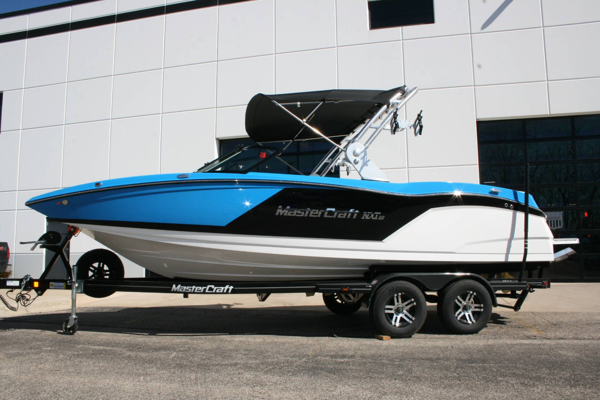 2018 Mastercraft NXT22 in Lake Zurich, Illinois