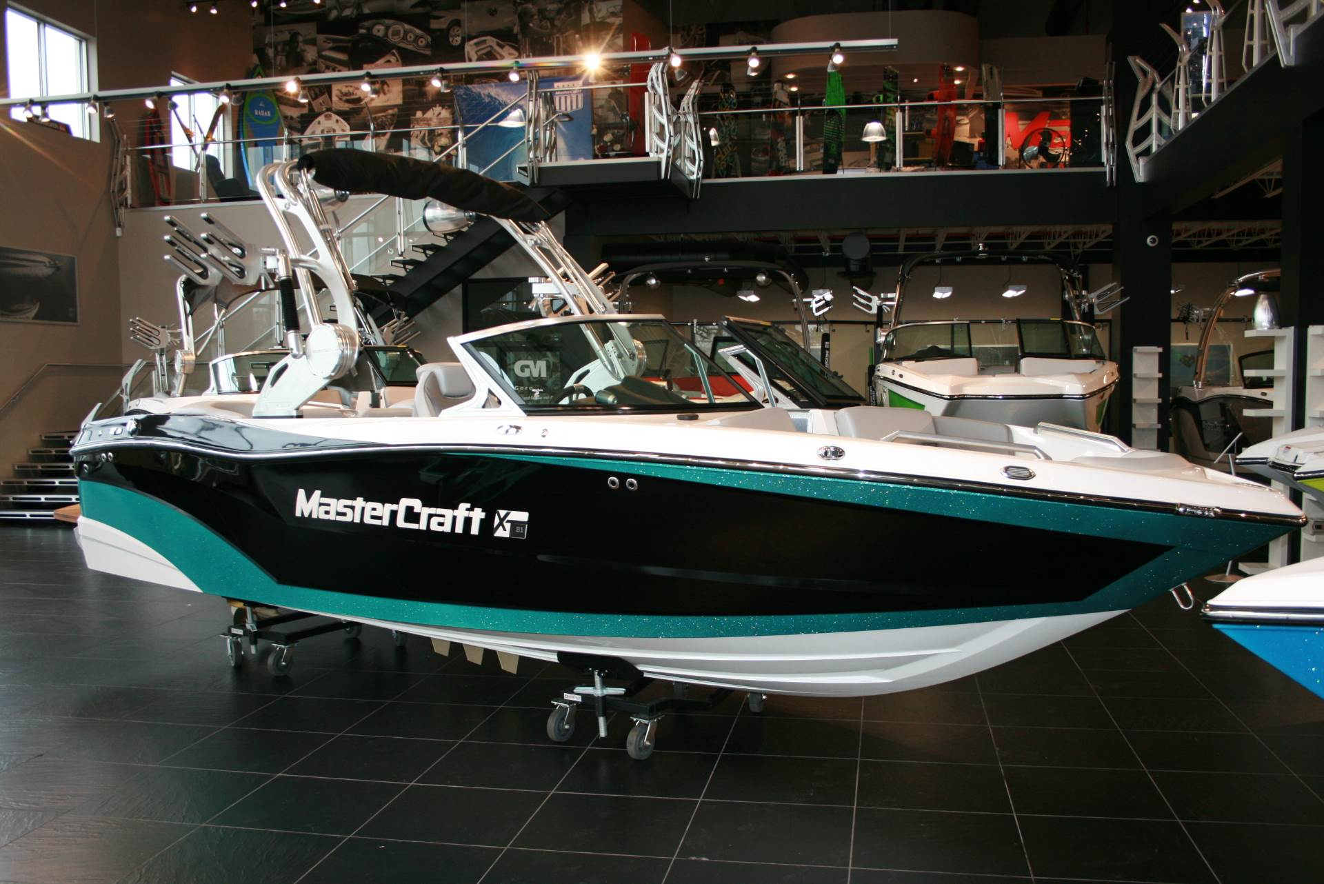 2017 Mastercraft XT21 in Lake Zurich, Illinois