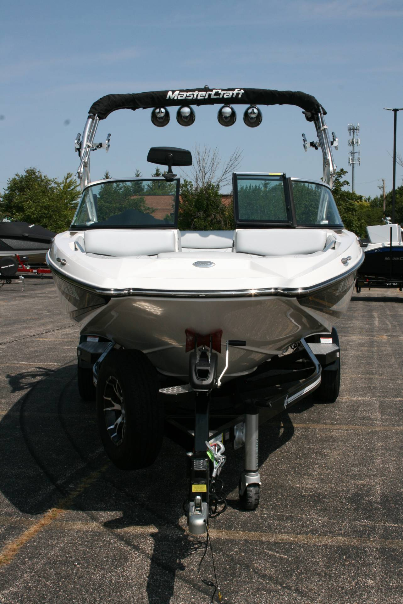 2016 Mastercraft X-2 in Lake Zurich, Illinois