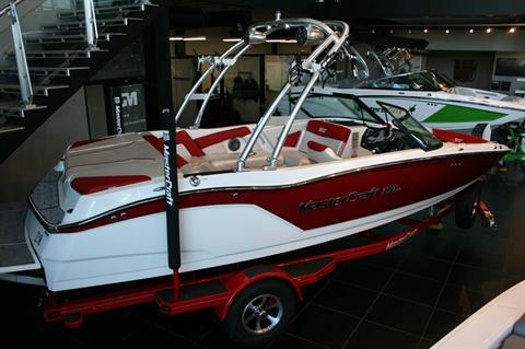 2017 Mastercraft NXT20 in Lake Zurich, Illinois