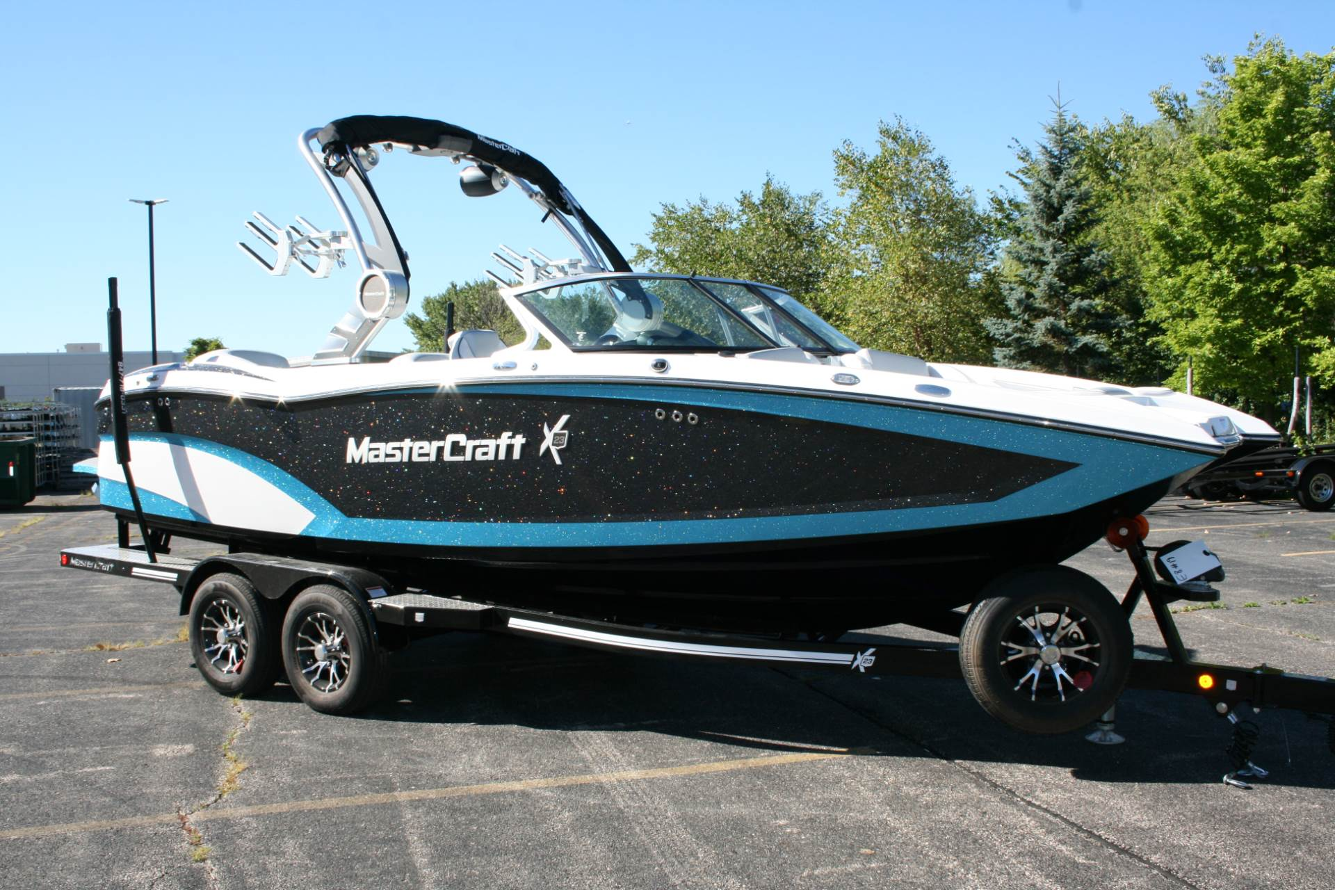 2017 Mastercraft X23 in Lake Zurich, Illinois