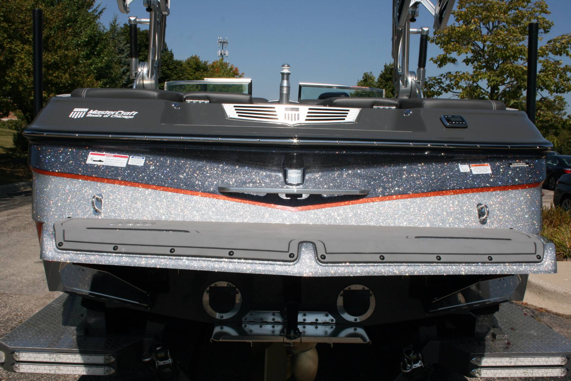 2016 Mastercraft X30 in Lake Zurich, Illinois
