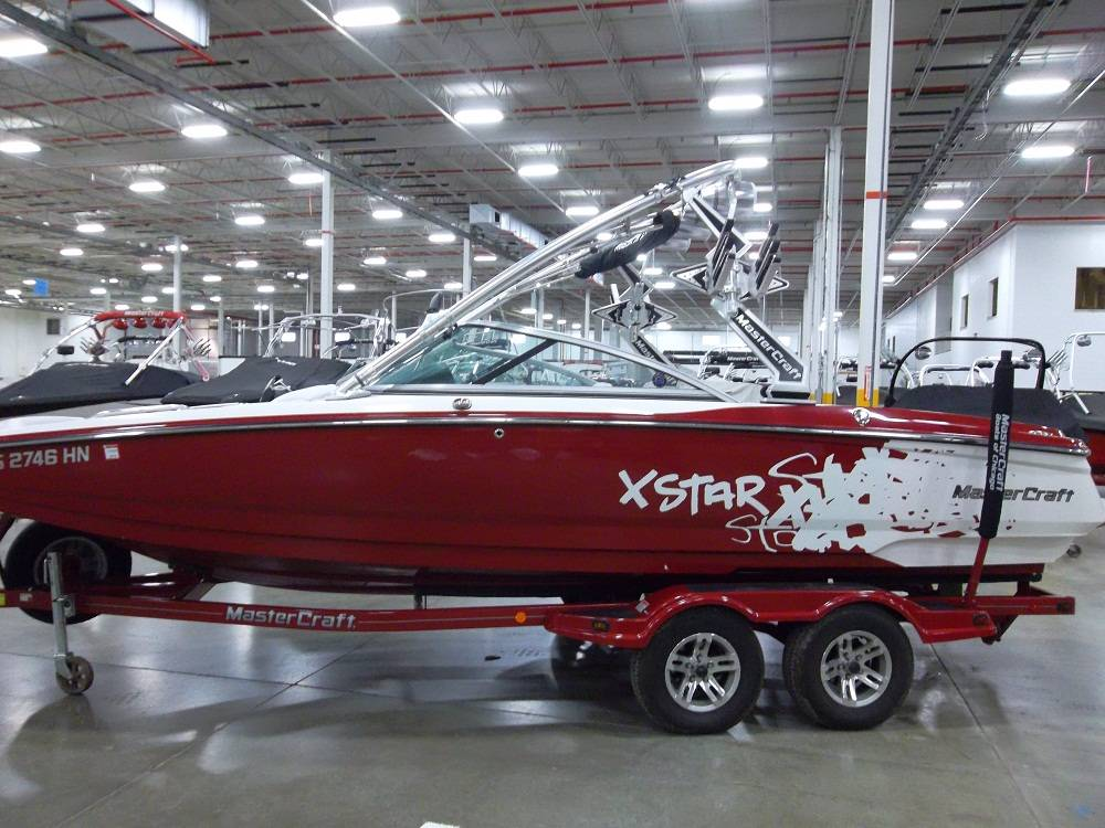 2007 Mastercraft XStar in Lake Zurich, Illinois