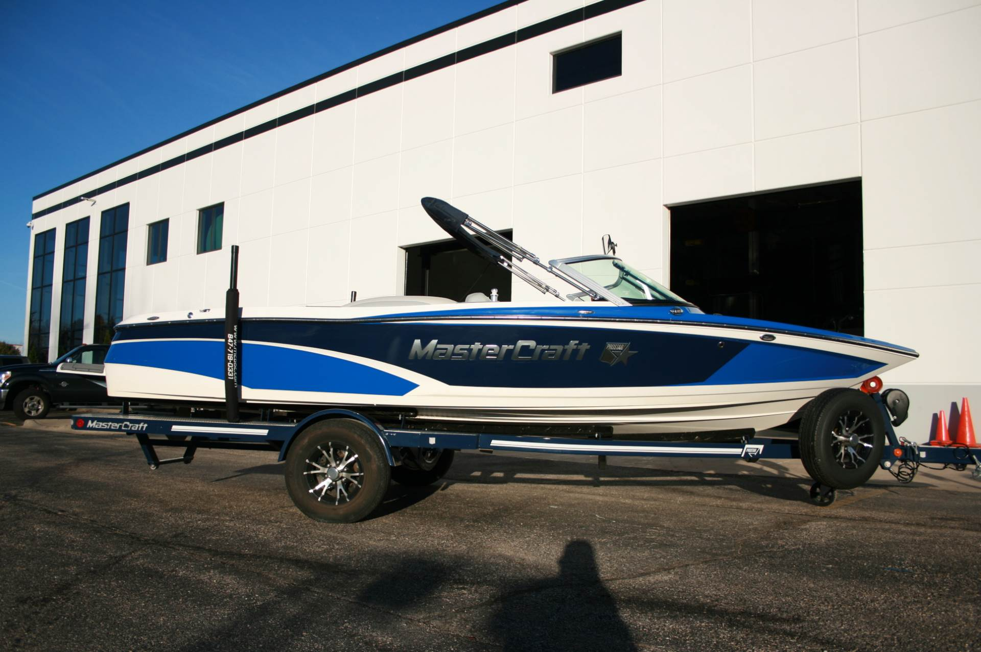 2016 Mastercraft ProStar in Lake Zurich, Illinois