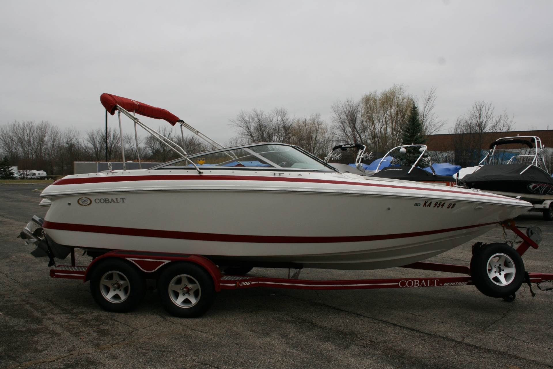 2001 Cobalt 206 in Lake Zurich, Illinois