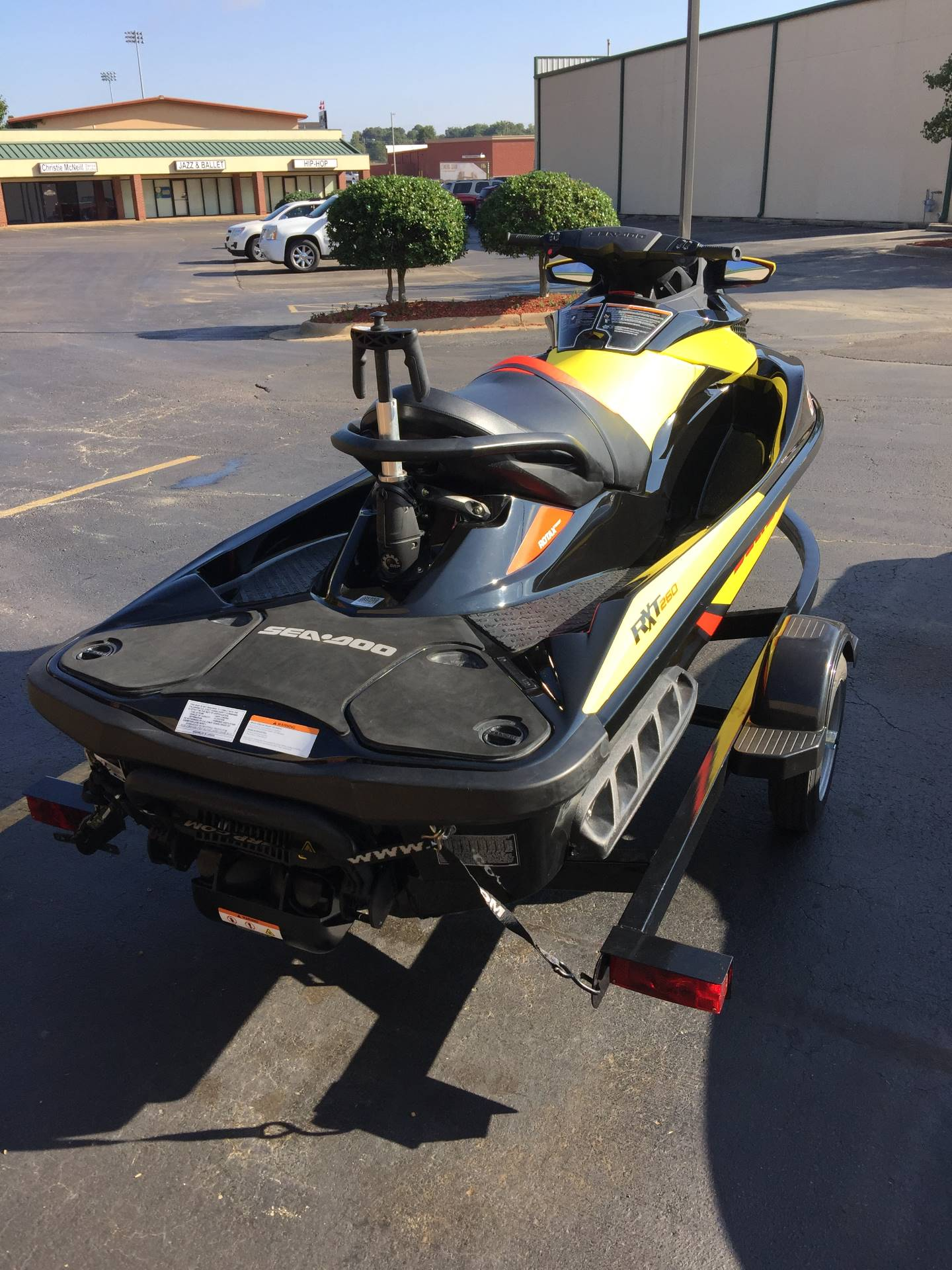 2015 Sea-Doo RTX260 in Mountain Home, Arkansas