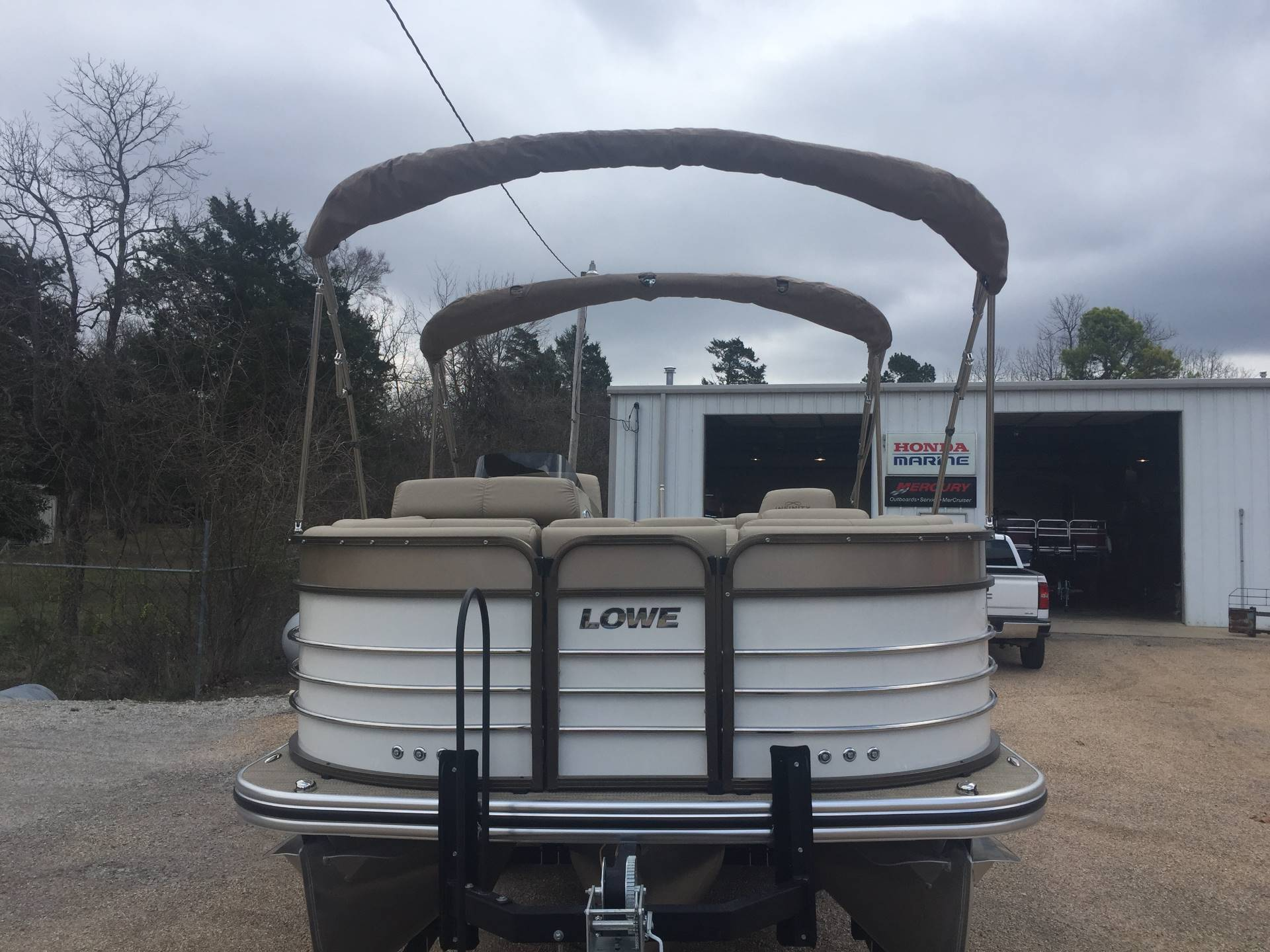 2017 Lowe SS230 Infinity Walk Thru in Mountain Home, Arkansas