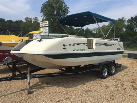 1999 PlayCraft 20 Deckcruiser in Mountain Home, Arkansas