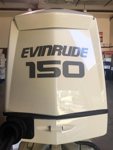 2017 Evinrude 150HP in Mountain Home, Arkansas