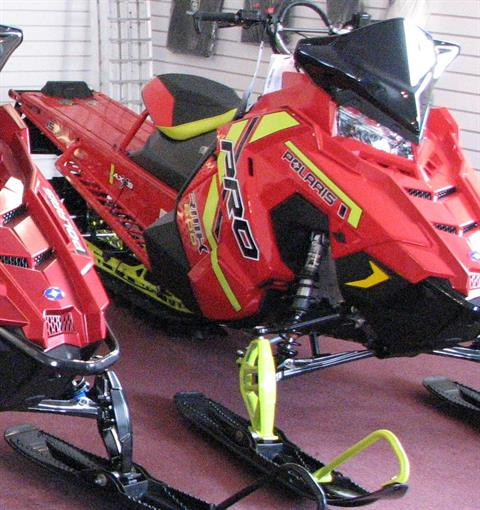 2021 Polaris 600 PRO RMK 155 Factory Choice in Lake City, Colorado - Photo 3