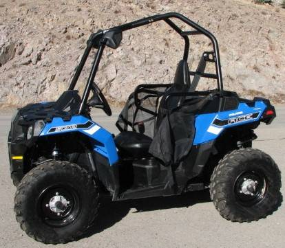 2017 Polaris Ace 570 in Lake City, Colorado