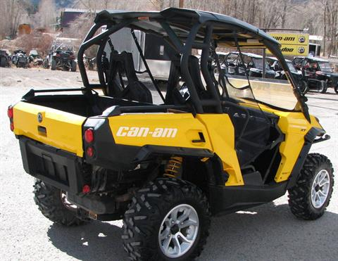 2015 Can-Am Commander™ XT™ 1000 in Lake City, Colorado - Photo 3