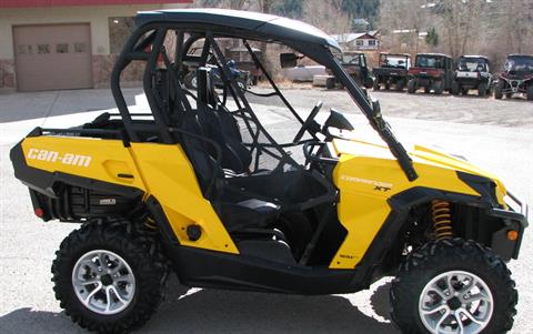2015 Can-Am Commander™ XT™ 1000 in Lake City, Colorado - Photo 5