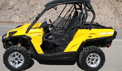 2015 Can-Am Commander™ XT™ 1000 in Lake City, Colorado - Photo 13