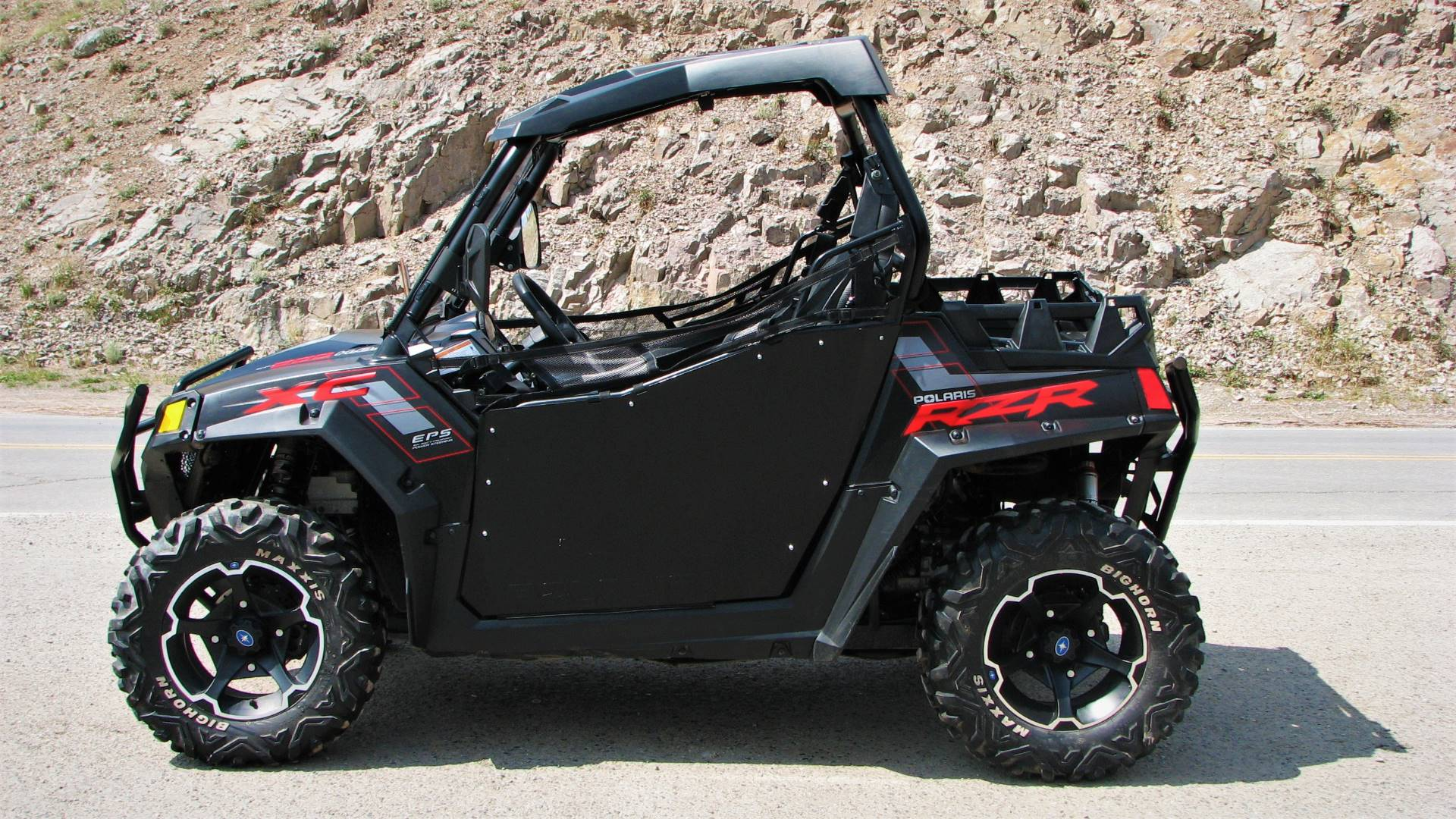 2014 Polaris RZR® 800 XC Edition in Lake City, Colorado