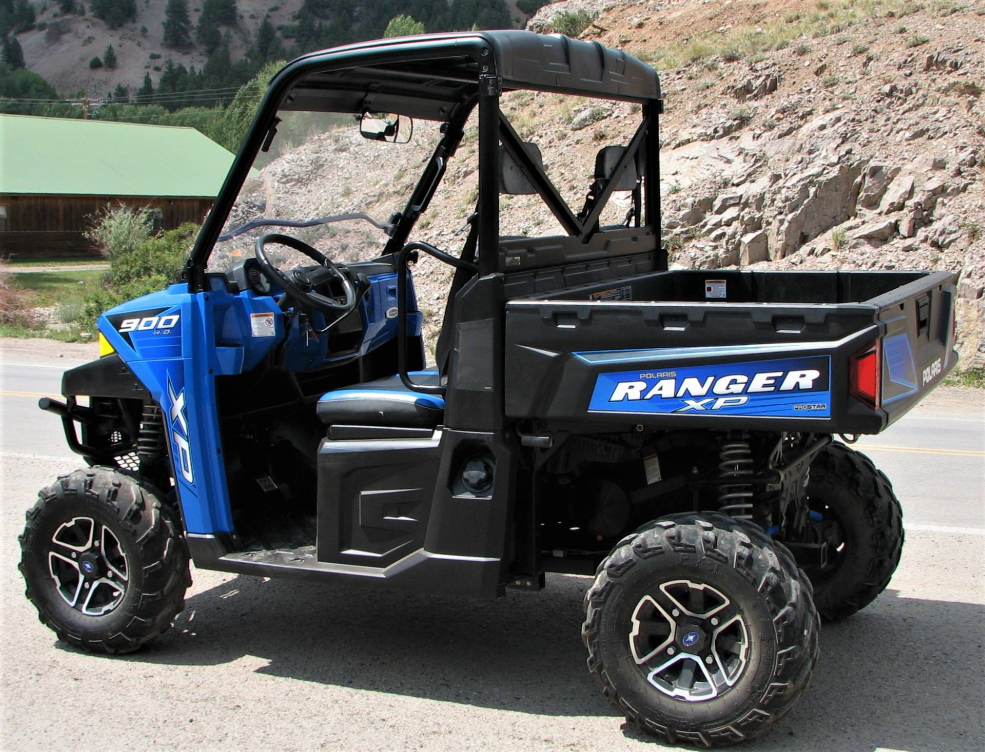 2016 Polaris Ranger XP 900 EPS 1